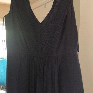 J. Crew Dresses - J Crew Louisa silk chiffon dress